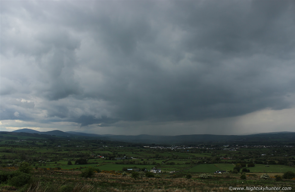 Dungiven Funnel Cloud