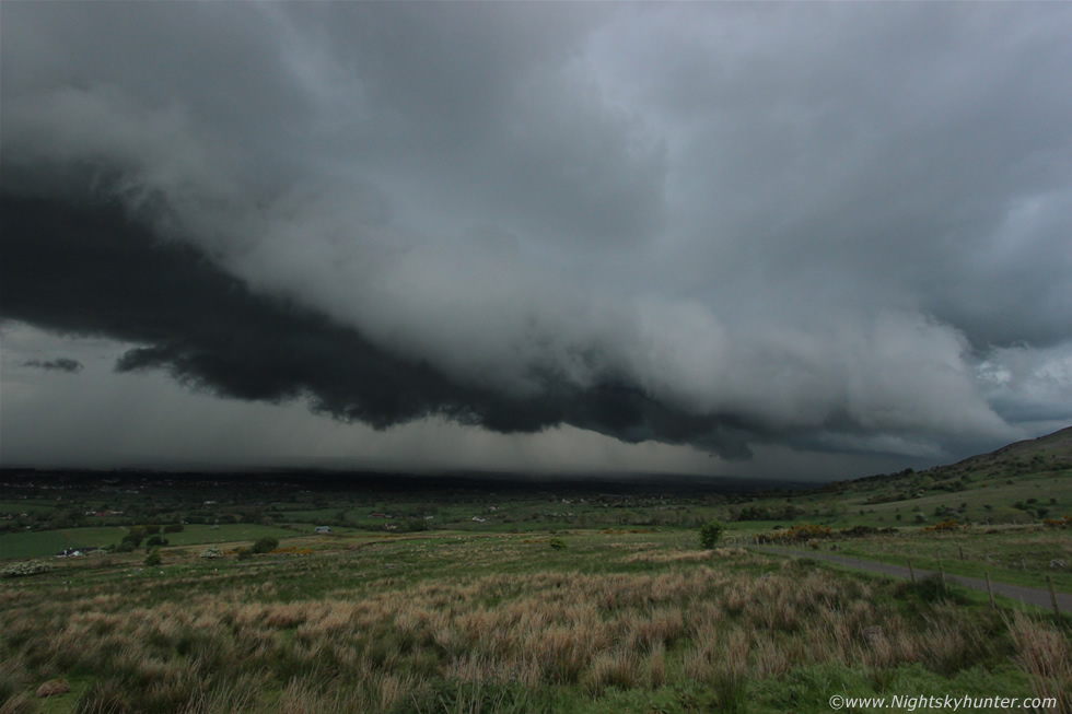 Dungiven Thunderstorm