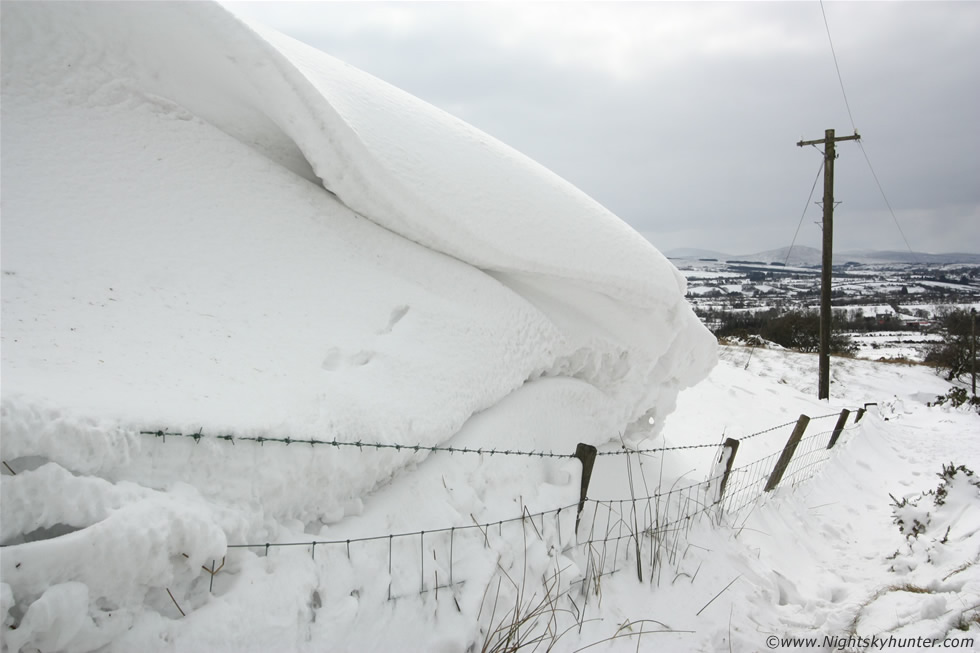 Historic N. Ireland Extreme Blizzard Report