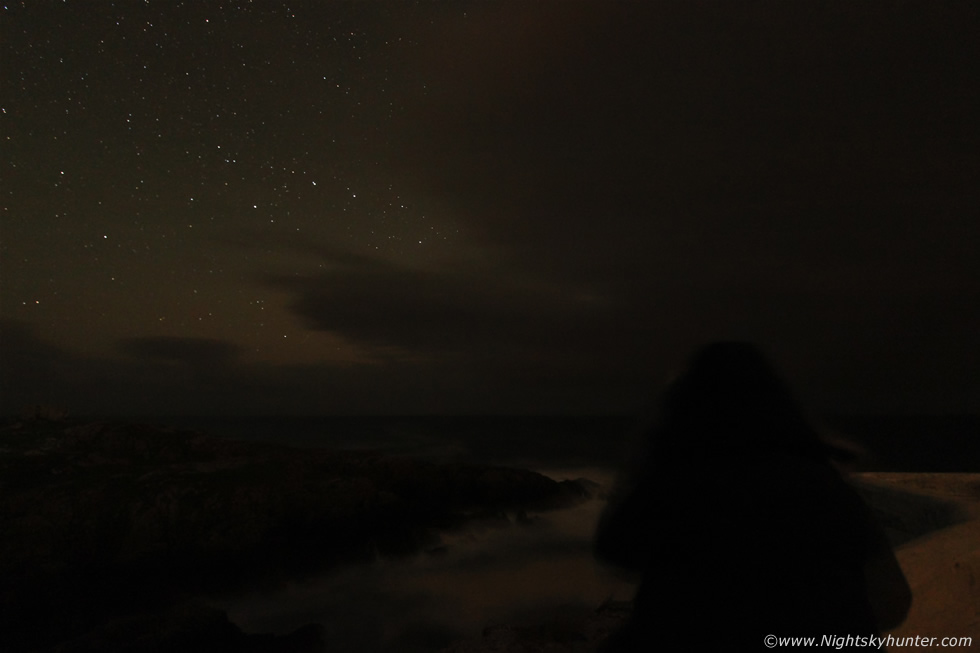 Fanad Head Night Sky