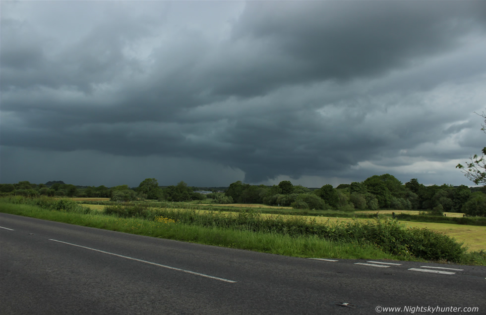 Co. Fermanagh Storm & Wall Cloud