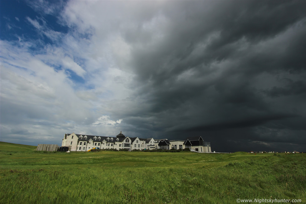 Bundoran Storm & Great Northern Hotel