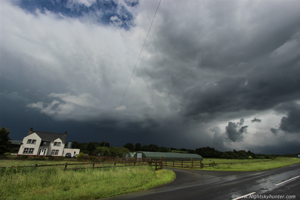 Co. Fermanagh Thunderstorm