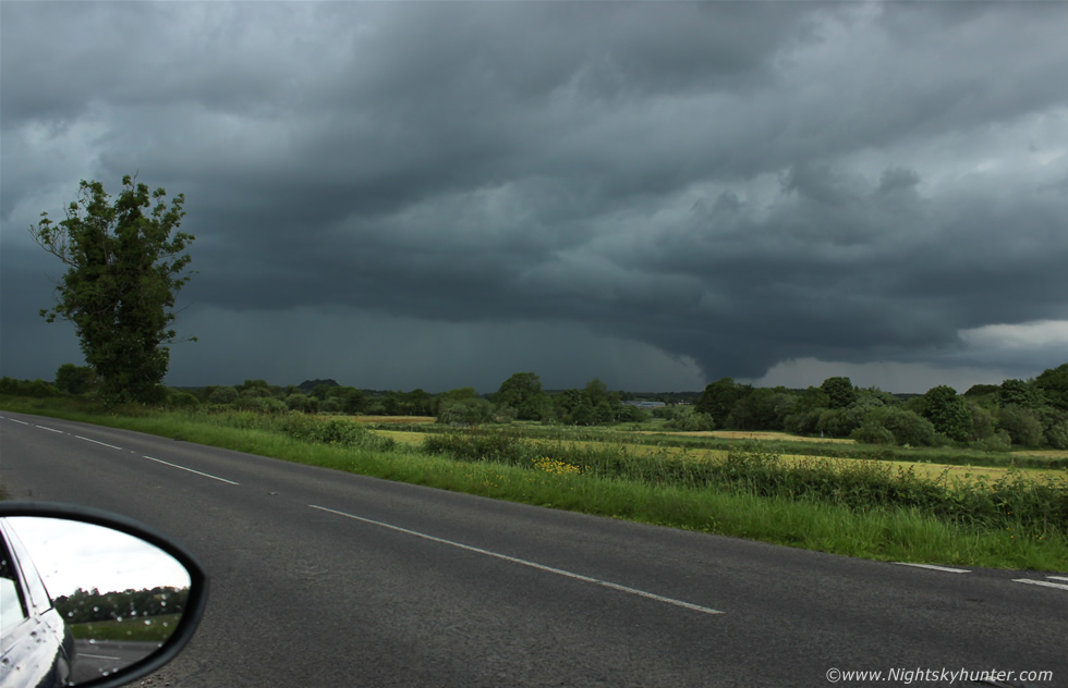 Co. Fermanagh Thunderstorms