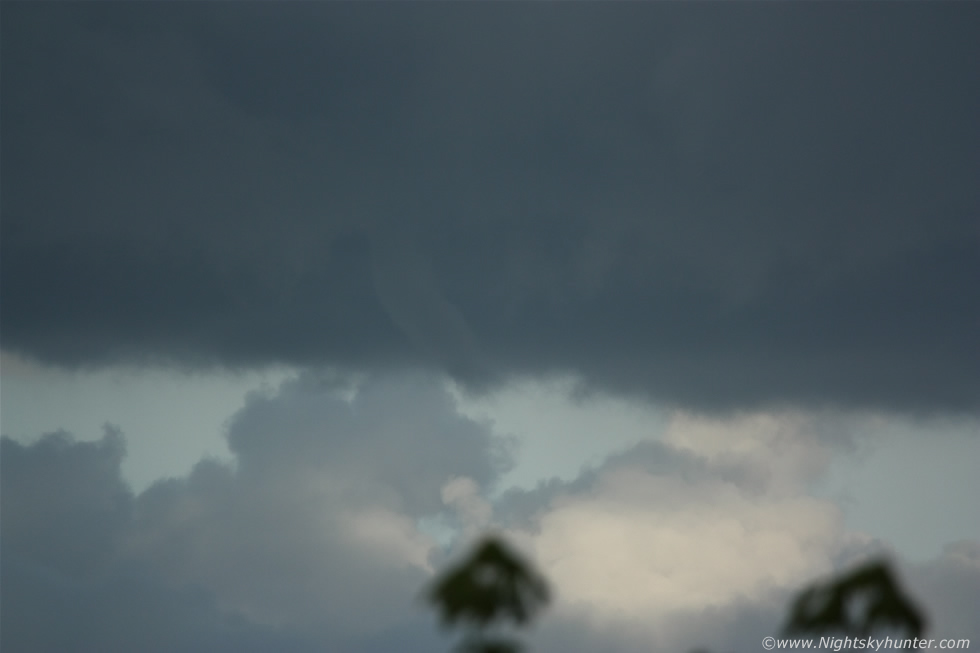 Omagh Funnel Cloud