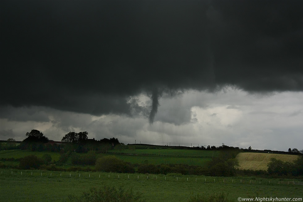 Funnel Cloud, Maghera-Knocloughrim, June 7th 2011