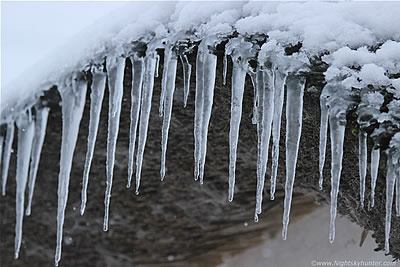 Icicles Winter Gallery