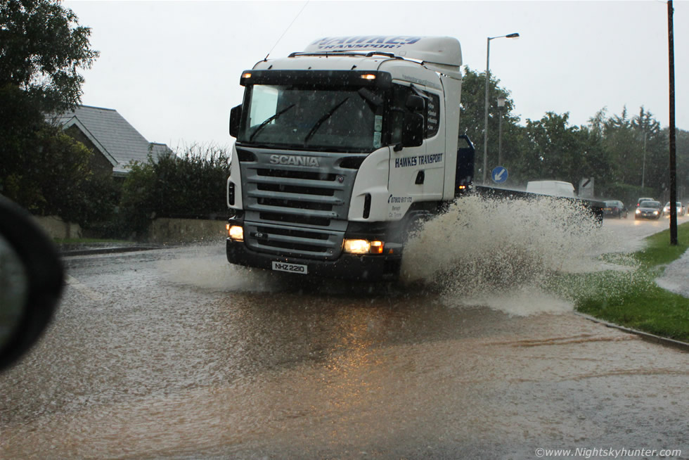 Moneymore Flooding