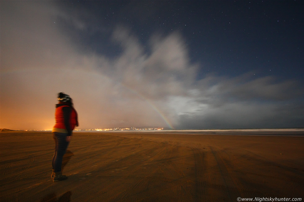 Moonbow - Downhill Beach