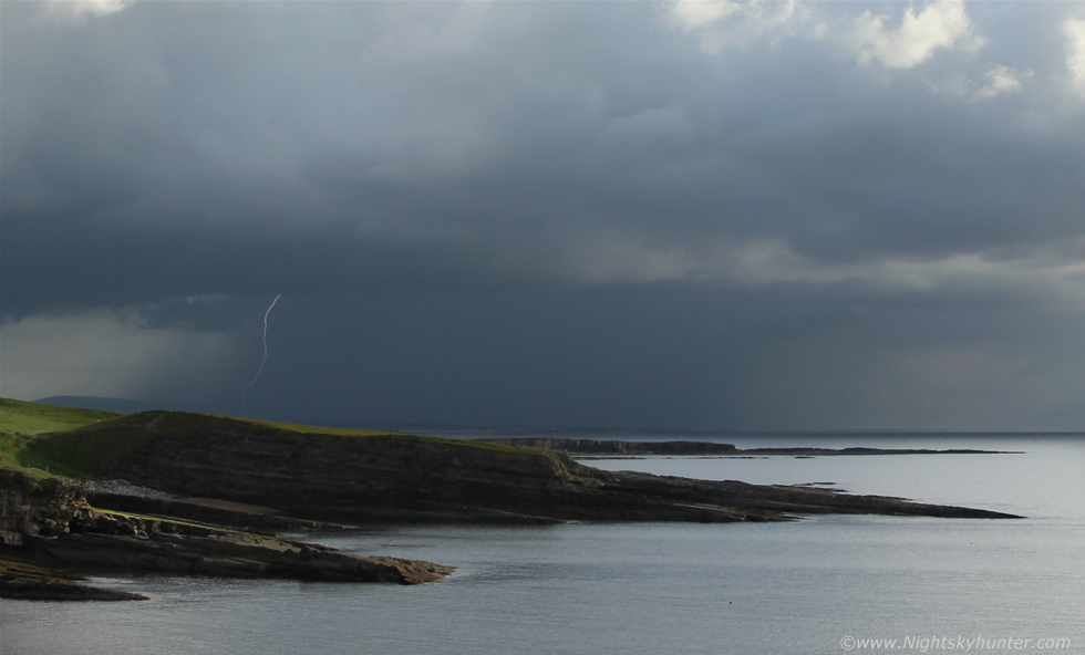 Mullaghmore Lightning