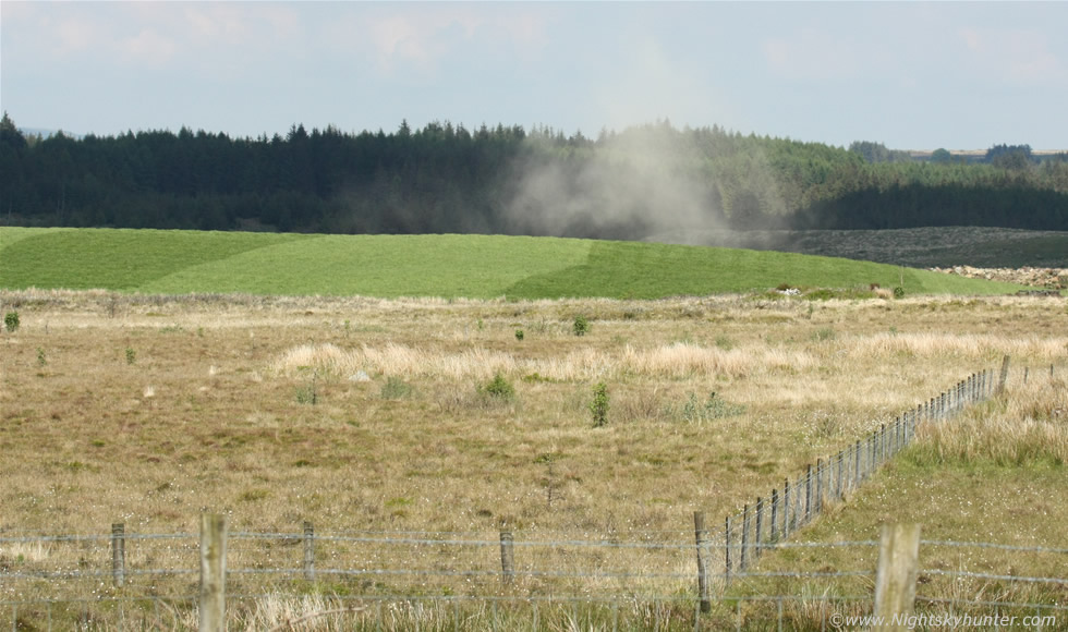Omagh Dust Devil