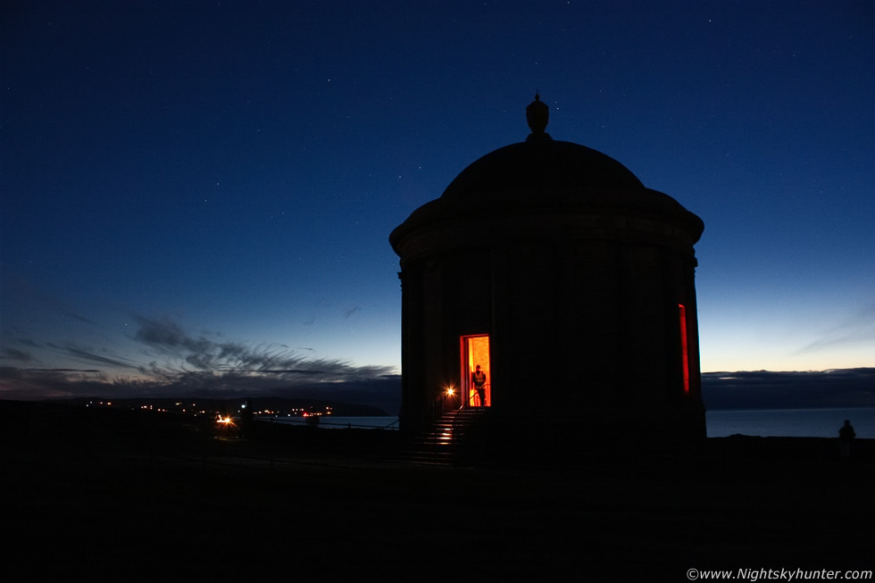 Peace Camp & Mussenden Temple