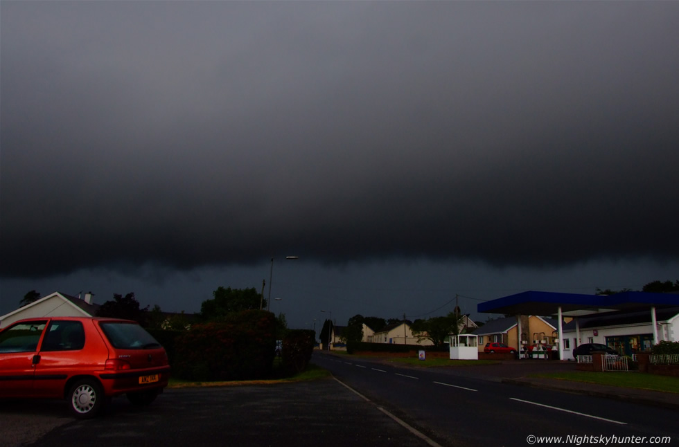 Ballyronan Monster Shelf Cloud