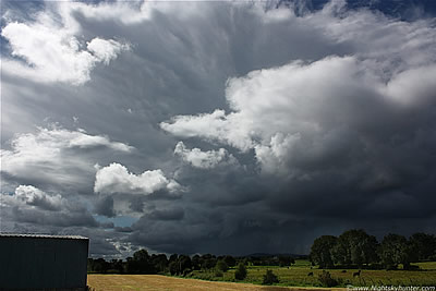 Ardboe Thunderstorms - August 18th 2010