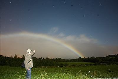 Moonbows & Rainbow Gallery