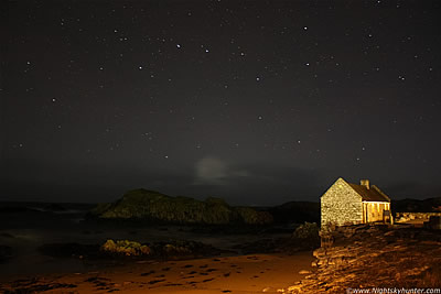 Ballintoy Harbour Night Thunderstorms, Aurora & Starscapes
