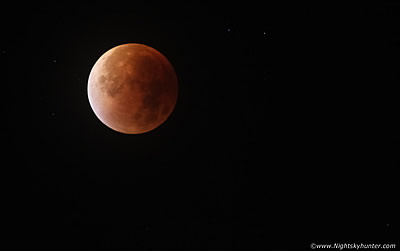 Cookstown Perigee Total Lunar Eclipse - Sept 28th 2015