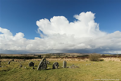 Beaghmore Stone Circles Convection - March 29th 2016