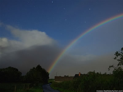 Twilight Convection & Haunting Moonbows - July 19th 08