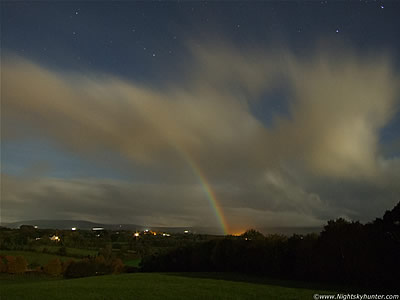 Sperrin Mountain Moonbows - Oct 15-16th 08