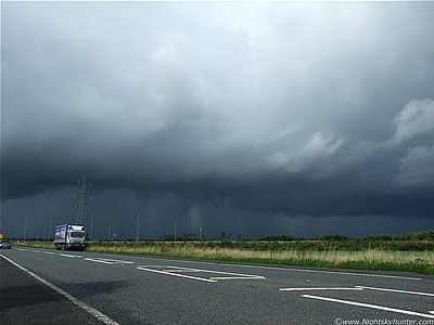 Gust Front & Squalls - Toome/Ballyronan - Aug 20th 09
