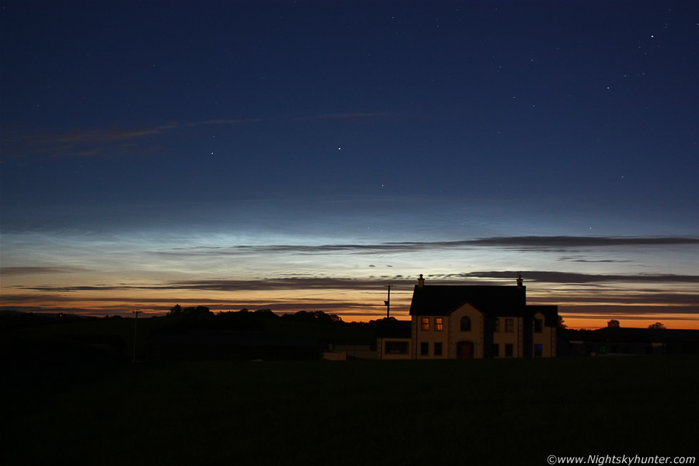 Noctilucent Clouds - Maghera