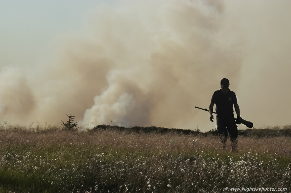 Historic Glenshane Gorse Fire Report